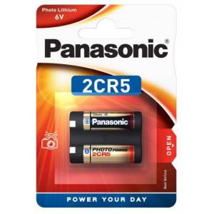 Μπαταρία Lithium Panasonic 2CR5 6V Τεμ. 1 5410853017158