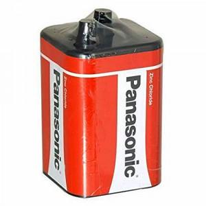 Μπαταρία Μαγγανίου Zinc Carbon Panasonic 4R25RZ/B 6V Τεμ, 1 5410853033141