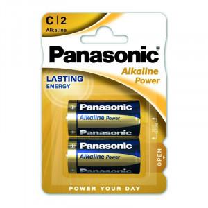 Μπαταρία Αλκαλική Panasonic Alcaline Power LR14APB/2BP size C Τεμ. 2 5410853039242