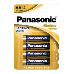 Μπαταρία Αλκαλική Panasonic Alcaline Power LR6APB/4BP size AA 1.5 V Τεμ. 4 5410853039273