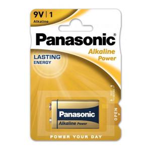 Μπαταρία Αλκαλική Panasonic Alcaline Power 6LF22 9V Τεμ, 1 5410853039303