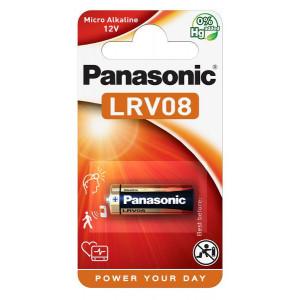Μπαταρία Αλκαλική Panasonic LRV08 MN21/A23/V236A/8LR932/K23A/KE23 12V Τεμ. 1 5410853057345