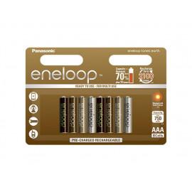 Μπαταρία Επαναφορτιζόμενη Panasonic Eneloop Tones Earth BK-4MCCE/8UE 750 mAh size AAA Ni-MH 1.2V Τεμ. 8 5410853060727