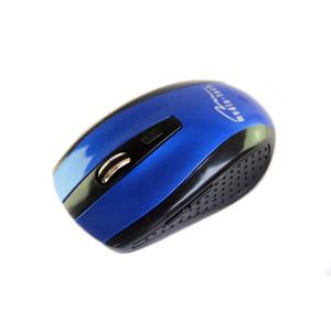 Ασύρματο Ποντίκι Media-Tech Raton Pro MT1113B 1200cpi με 3 Πλήκτρα Μαύρο-Μπλε 5900882855734