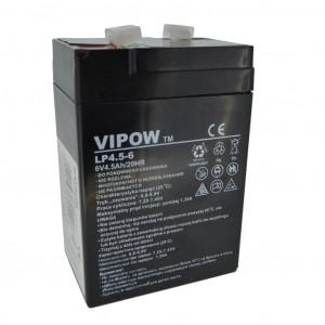 Μπαταρία για UPS Vipow LP4.5-6 (6V 4.5 Ah) 0,7 kg 100mm x 70mm x 45mm 5901436715443