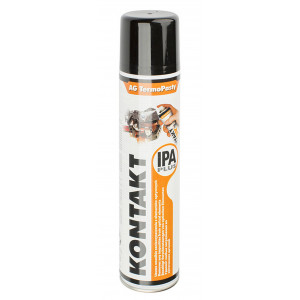 Optical Elements Cleaner Aerosol TermoPasty Kontakt IPA plus 600ml Suitable for CD-ROM, DVD and Audio-CD Optical Parts 5901764327905