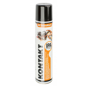 Optical Elements Cleaner Aerosol TermoPasty Kontakt IPA plus 300ml Suitable for CD-ROM, DVD and Audio-CD Optical Parts 5901764329138