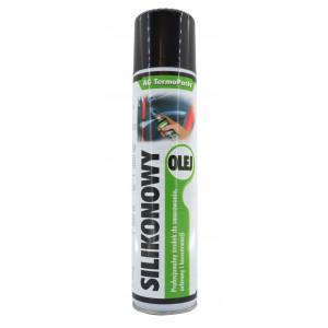 Σπρέϊ Λαδιού Σιλικόνης TermoPasty Silikonowy 300ml Κατάλληλο για Μεταλλικά, Πλαστικά και Ελαστικά Μέρη 5901764329206
