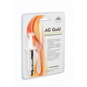 Θερμοαγώγιμη Πάστα TermoPasty AG Gold 3gr Υψηλής Αντοχής Κατάλληλο για Επεξεργαστές και Ολοκληρωμένα Κυκλώματα 5901764329909