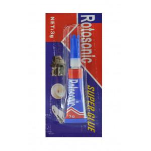 Κόλλα Στιγμής Rotosonic σε σωληνάριο 3 Γραμμαρίων 5902023095009