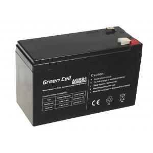Μπαταρία για UPS Green Cell AGM  (12V 7Ah) 2kg 151mm x 65mm x 94mm 5902701411503