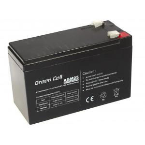 Μπαταρία για UPS Green Cell AGM (12V 7.2Ah) 2.15 kg 151mm x 65mm x 94mm 5902701411510