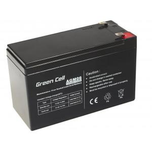 Μπαταρία για UPS Green Cell AGM (12V 9Ah) 2.5 kg 151mm x 65mm x 94mm 5902701411527