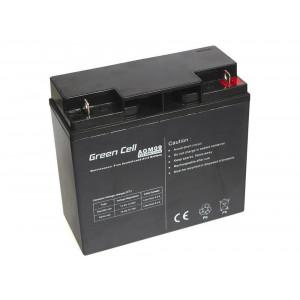 Μπαταρία για UPS Green Cell AGM (12V 18Ah) 5,3 kg 181mm x 77mm x 167mm 5902701411558