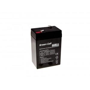 Μπαταρία για UPS Green Cell AGM (6V 5Ah) 0,78 kg 70mm x 47mm x 100mm 5902701411572