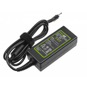 Τροφοδοτικό Laptop Green Cell Συμβατό με Asus Eee PC 1001PX 1001PXD 1005HA 19V 2.1A 40W Κονέκτορας 2.5-0.7mm  Καλώδιο1.2m 5903317226383
