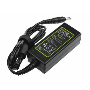 Τροφοδοτικό Laptop Green Cell PRO Συμβατό με Samsung N100 N130 N145 N148 N150 NC10 19V 2.1A 40W Κονέκτορας 5.5-3.0mm Καλώδιο 1.2m 5903317226567