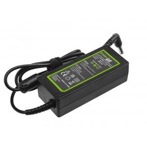 Τροφοδοτικό Laptop Green Cell PRO Συμβατό με Sony Vaio SVF14 SVF15 SVF152A29M 19.5V 3.34A 65W Κονέκτορας 6.5-4.4mm Καλώδιο 1.2m 5903317226772