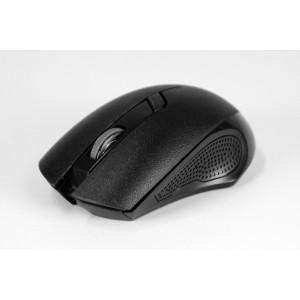 Ασύρματο Ποντίκι Media-Tech Trico MT1114 2400cpi με 3 Πλήκτρα Μαύρο 5906453111148