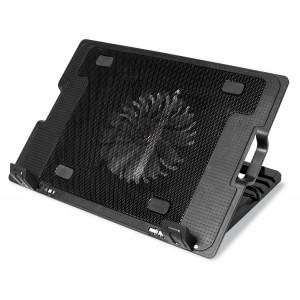 Laptop Cooler Media-Tech MT2658 Μαύρο για Φορητούς Υπολογιστές έως 15.6 5906453126586