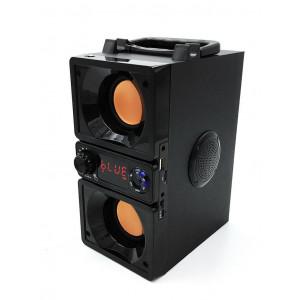 Φορητό Ηχείο Bluetooth Media-Tech Boombox Dual BT MT3167 650W, με Βάση για Smartphone και Ασύρματο Τηλεχειριστήριο Μαύρο 5906453131672