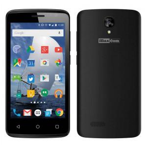 Maxcom MS453 (Dual Sim) 3G 4.5, Android 5.1, 845*480 IPS Quad Core 1.3 GHz 1GB/8GB Black 5908235973814