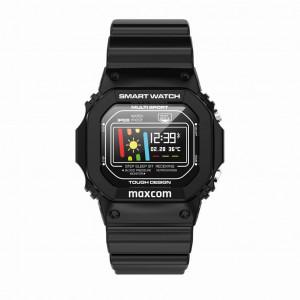 Maxcom Smartwatch FitGo FW22 Classic IP68 Μαύρο Silicon Band 5908235975665