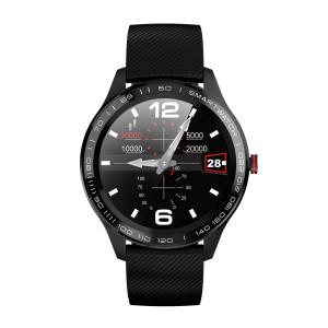 Maxcom Smartwatch FitGo FW33 Cobalt IP68 300mAh Μαύρο Silicon Band 5908235975887
