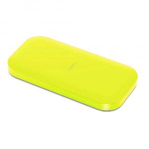 Wireless Charger Nokia DC-50 + Power Bank 2400 mAh Qi Standard Κίτρινο (Κατάλληλος για Συσκευές με Qi-Enabled) 6438158596368