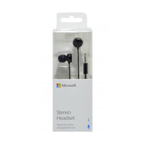 Hands Free Stereo Microsoft WH-208 για Lumia 520/900 3,5 mm Μαύρο 6438158740259