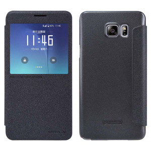 Book Case S-View Nillkin Sparkle Leather for Samsung SM-N920F Galaxy Note 5