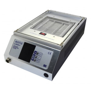 Προθερμαντήρας Aoyue Int853A++ 500W με Ένδειξη και Ρύθμιση Θερμοκρασίας 80° - 380° (19 cm x 15.5 cm x 26.5 cm) 6906109836707