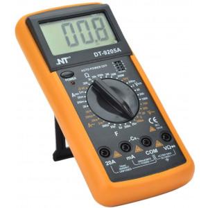 Πολύμετρο NT DT9205A 6907826325192