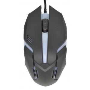 Ενσύρματο Ποντίκι Keywin Gaming Mouse 3 Πλήκτρων 1600 DPI Μαύρο - Λευκό 6922456710316