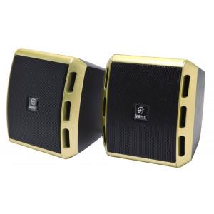 Speaker Stereo Epoch V-27 3Wx2 RMS Black with EU plug 10x9x8.5cm 6922569110102