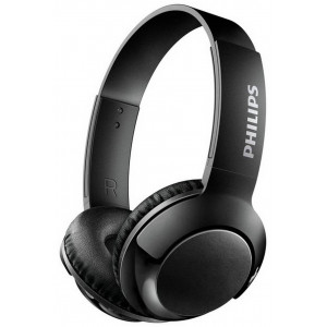 Bluetooth Stereo Headphone Philips BASS+ SHB3075BK/00 for Apple-Samsung-Sony-Huawei-LG with Microphone Black 6925970712439