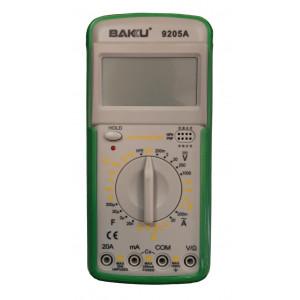 Πολύμετρο Bakku BK-9205A 6928032901802