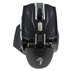 Ενσύρματο Ποντίκι Keywin 7D Mechanical Gaming Mouse Luom G20 με 7 Πλήκτρα και 4000 DPI Μαύρο 6928081450030