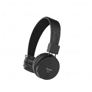 Wireless Ακουστικά Stereo Hoco W19 Easy Move Μαύρα 6931474702913