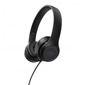 Ακουστικά Stereo Borofone BO5 Star sound Μαύρα με Μικρόφωνο και Πλήκτρο Ελέγχου 6931474709912