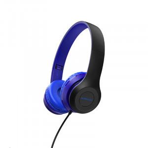 Ακουστικά Stereo Borofone BO5 Star sound 3.5mm Μπλε με Μικρόφωνο και Πλήκτρο Ελέγχου 6931474709936
