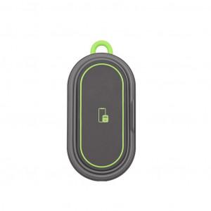 Power Bank Hoco S9 Lucky 5000 mAh Type-C με έξοδο USB και Wireless Charging 5W Fast Charging και LED ένδειξη Μαύρο 6931474711762
