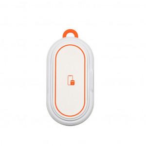 Power Bank Hoco S9 Lucky 5000 mAh Type-C με έξοδο USB και Wireless Charging 5W Fast Charging και LED ένδειξη Λευκό 6931474711779
