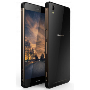 Hisense C30 Rock 4G LTE (Dual SIM) 5.2 Android 7.0 1920*1080 IPS FHD Octa-Core 64bit 1.4 GHz 3GB/32GB IP68, IK04 Water-Dust-Shock Resistance Μαύρο - Χρυσαφί 6941785707279