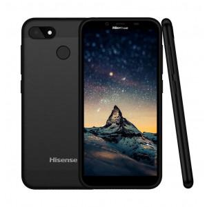 Hisense F17 Pro 4G LTE (Dual SIM) 5.5 HD+ 18:9 Android 7.1 1440*720 IPS Quad-Core 1.5 GHz 2GB/16GB Μαύρο 6941785710859