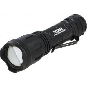 Φακός Xtar WK007 με προστασία IPX5 Μαύρος 500 Lumens/Απόσταση 175m 6952918333401