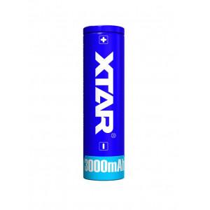 Επαναφορτιζόμενη Μπαταρία Βιομηχανικού Τύπου Xtar 18650 Li-ion 3.6V 3000mAh 6952918341642