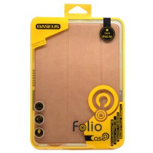 Smart Case Baseus Folio for Apple iPad Air Brown 6953156224544