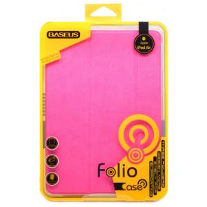 Smart Case Baseus Folio for Apple iPad Air Pink 6953156224551