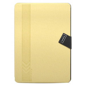 Smart Case Baseus Faith for Apple iPad Air Beige - Black 6953156224605